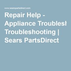 sears appliance repair fort wayne