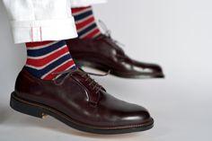 d3370c9cded American Trench stripe socks