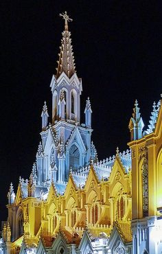 Church of La Ermita, Cali, Colombia - - Colombia, Republic of Colombia, is a country situated in the northwest of South America - Cali Colombia, Colombia South America, Colombia Travel, South America Travel, Colombia Country, Ushuaia, Equador, Cathedral Church, Thinking Day