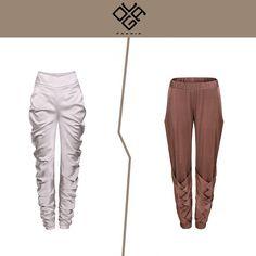 #Olgapassion #spodnie #biel #braz