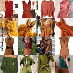 Soft Autumn Deep, Dark Autumn, Fashion Colours, Colorful Fashion, Warm Fall Outfits, Soft Autumn Color Palette, Cute Modest Outfits, Look Fashion, Autumn Winter Fashion