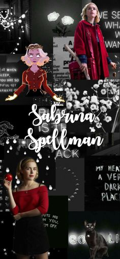 Sabrina Spellman Asthetic Wallpaper for iPhone XS / Xr Movie Wallpapers, Cute Wallpapers, Sabrina Cast, Sabrina Spellman, The Dark World, Disney And More, Amazing Adventures, New Shows, Best Shows Ever