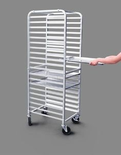 1 pc NSF Commercial Kitchen 20 Tier Bun Pan Rack with 2 Brake Wheel, , #Home & Garden, #Cooling Racks, $109.99