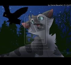 Death for ShadowClan by JB-Pawstep on deviantART