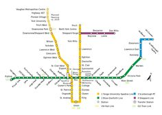 TTCsubwayRTmap-2007 - トロント交通局 - Wikipedia