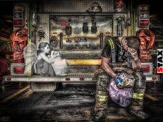 STAX   19 megrázó kép a mentősök és a tűzoltók mindennapjairól