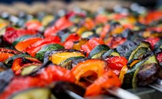 Fabulous BBQ always cater for both meat eaters and vegetarians.