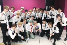 NCT and CBX  #NCT 2018 #EXO
