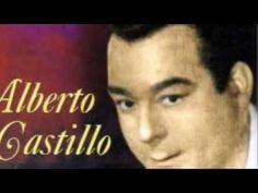 'Que Nadie Sepa Mi Sufrir' - Alberto Castillo, actor y cantante de tangos nació en enero de 1914.