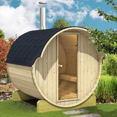 Allwood Nordic Spruce 6-person Barrel Sauna - 16696324 - Overstock.com Shopping - Great Deals on Saunas