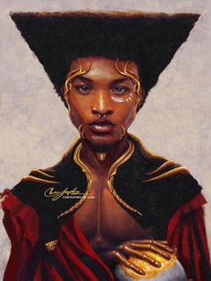Black Art Painting, Black Artwork, Black Girl Art, Black Man, Sims, Black Cartoon, African Art, African Drawings, Afro Art