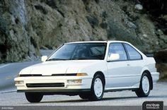 1987 Acura Integra. I had one. Loved it. Drove it for 15 years. Its was still drove like a dream when I sold it.