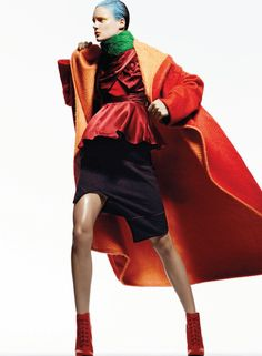 Publication: Elle Canada September 2014 Model: Ashtyn Franklin Photographer: Moo Fashion Editor: Juliana Schiavinatto Beauty: Veronica Chu
