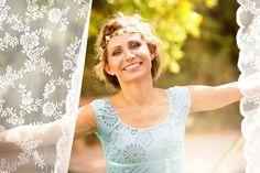 אנה הנפלאה, הנה כבר רואים את התוצאות אנה מרגישה משוחררת, שמחה ונהנית על הסט של הצילום