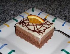 No Bake Cake, Baking Recipes, Deserts, Food And Drink, Sweets, Cooking, Cake Slices, Strudel, Tiramisu