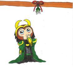 Loki mistletoe