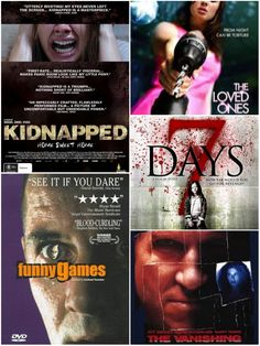 GLENNS TOP 10 KIDNAPPING SCARY MOVIES