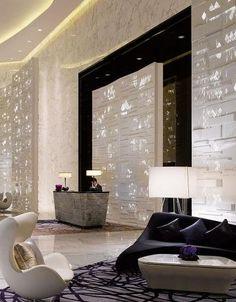 reception area / walls