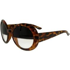 Channeling Coco! - Sunglasses with Half Tint Lenses! In Tortoise GirlPROPS. $9.99