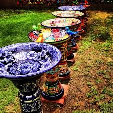 bird baths - Google Search                                                                                                                                                      More
