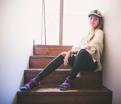 Trend Alert: Socks with Sandals (no, we're not joking) #loveMV