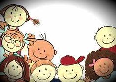 Resultado de imagem para desenho de crianças louvando colorido