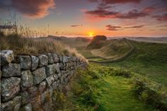 (PHOTO: VisitEngland/Thomas Heaton) UK bucket list: Things to do in Britain before you die:  Follow the epic Birdoswald Trail along Hadrian's Wall  A spectacular World Heritage Site, marching 73 miles from sea to sea across some of the wildest and most dramatic country in England, Hadrian's Wall is an absolute must-see. Particularly impressive is the Birdoswal Trail, dominated by remains of the Roman frontier and picturesquely set by the River Irthimg. This 30-mile section of Hadrian's…