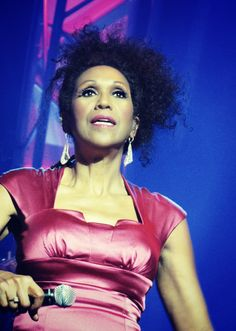 Ruth Pointer of The Pointer Sisters