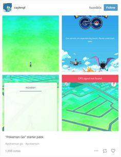 When they discovered sometimes it wasn't quite perfect. | 21 Of The Funniest Tumblr Responses To Pokémon Go