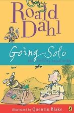 Going Solo by Roald Dahl (Puffin Paperback) - Brand New Visit ..The Ginger Sheep..only £3.99