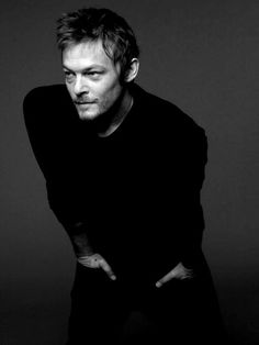 Norman Reedus, my favourite part of The Walking Dead