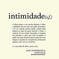 Intimidade - João Doederlein e Aleff Tauã