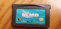 Finding Nemo Gameboy Advance game #disneygame #findingnemo Retro Game Systems, Disney Games, Retro Video Games, Finding Nemo, Nintendo Consoles