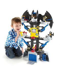 Batman has always had the coolest tools and gadgets to fight crime in Gotham City – and his Batcave headquarters is no exception!