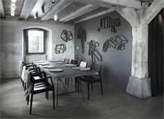 Noma Restaurant - World's Best Restaurant 2012 - Copenaghen, Dinamarca - 2012 - Space