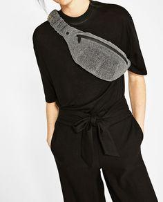 4facbddae6f5 Fashion Wants You To Wear A Fanny Pack Like This+#refinery29 Zara, Fashion  Bags