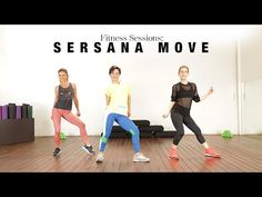 Fitness Sessions: Sersana Move | The Beauty Effect