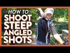 How to Shoot Steep Angled Shots with a Bow | Legendary Whitetails
