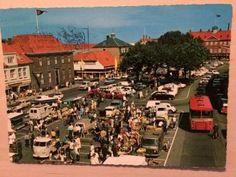 Bornholm. Rønne. St. Torv. Se tekst. L