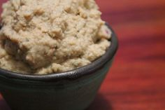 sophistcated hummus - this hummus has an awesome combination of ingredients!