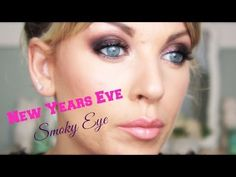 ▶ ❤ GRWM: New Years Eve Smoky Eye w/ Naked 3 ❤ - YouTube