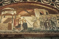 Istanbul: Chora Church | by zug55 16th Century, Priest, Scene, Painting, Istanbul, Roman Mosaics, Painting Art, Paintings, Painted Canvas