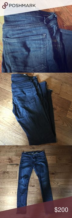 Worn once! Citizens of humanity jeans. Worn once! Lovely wash and super soft denim. Citizens Of Humanity Jeans Straight Leg