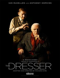 Poster de The Dresser (El ayuda de cámara)
