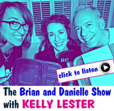 Kelly Lester on The Brian and Danielle Show