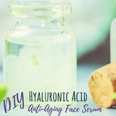 There is an ingredient that you will find in many high end, expensive anti-aging face serums. It's ability to help your skin maintain moisture is unmatched. And you know what else? You don't have to pay hundreds of dollars to experience the benefits this product offers. So what is it? It is Hyaluronic Acid!