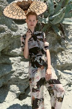 Antonio Marras Resort 2019 Fashion Show Collection: See the complete Antonio Marras Resort 2019 collection. Look 44