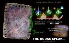 JORDANIAN METAL BOOK CODICES FOUND IN JORDAN... CLICK FOR MORE OR VARIFICATION