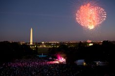 Theres absolutely NO where else like DC for 4th of July!!!!