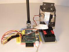 Raspberry Pi Pan Tilt Camera Demo